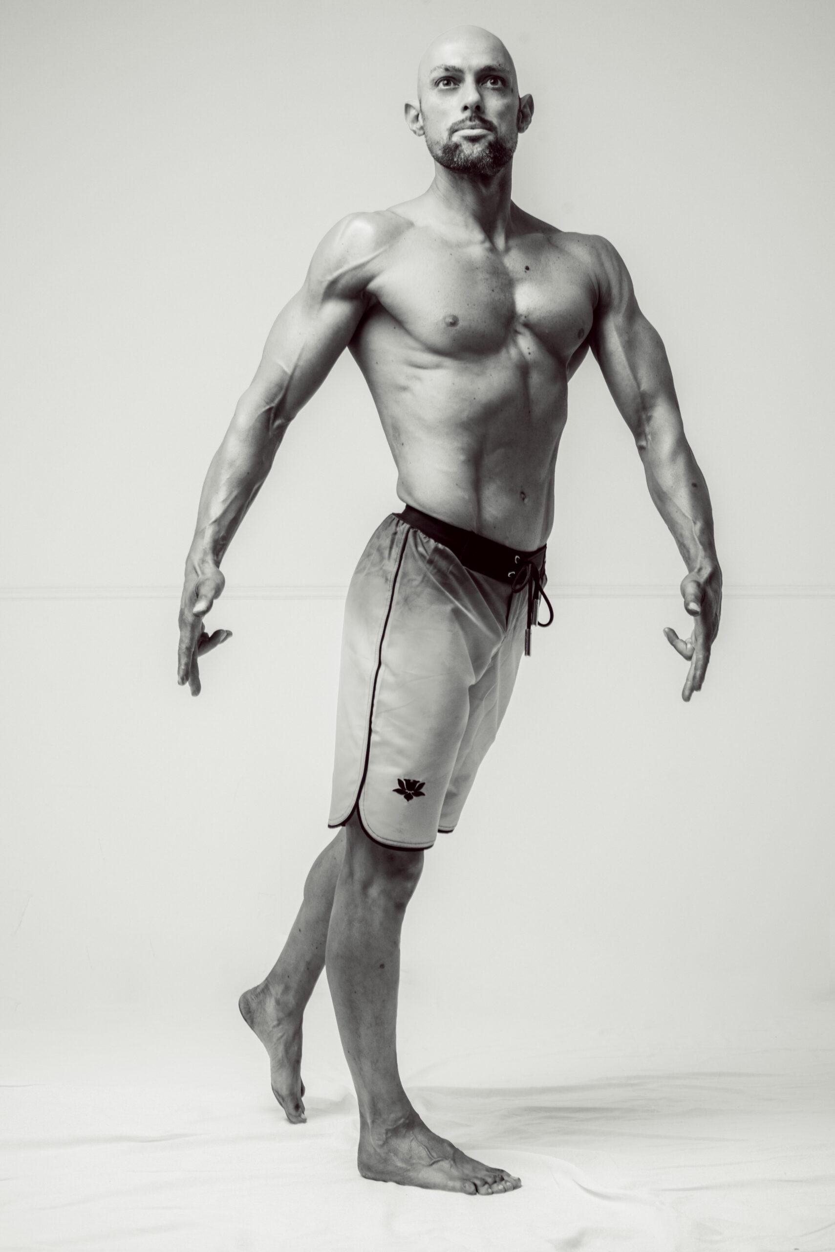 Man - Bodybuilder