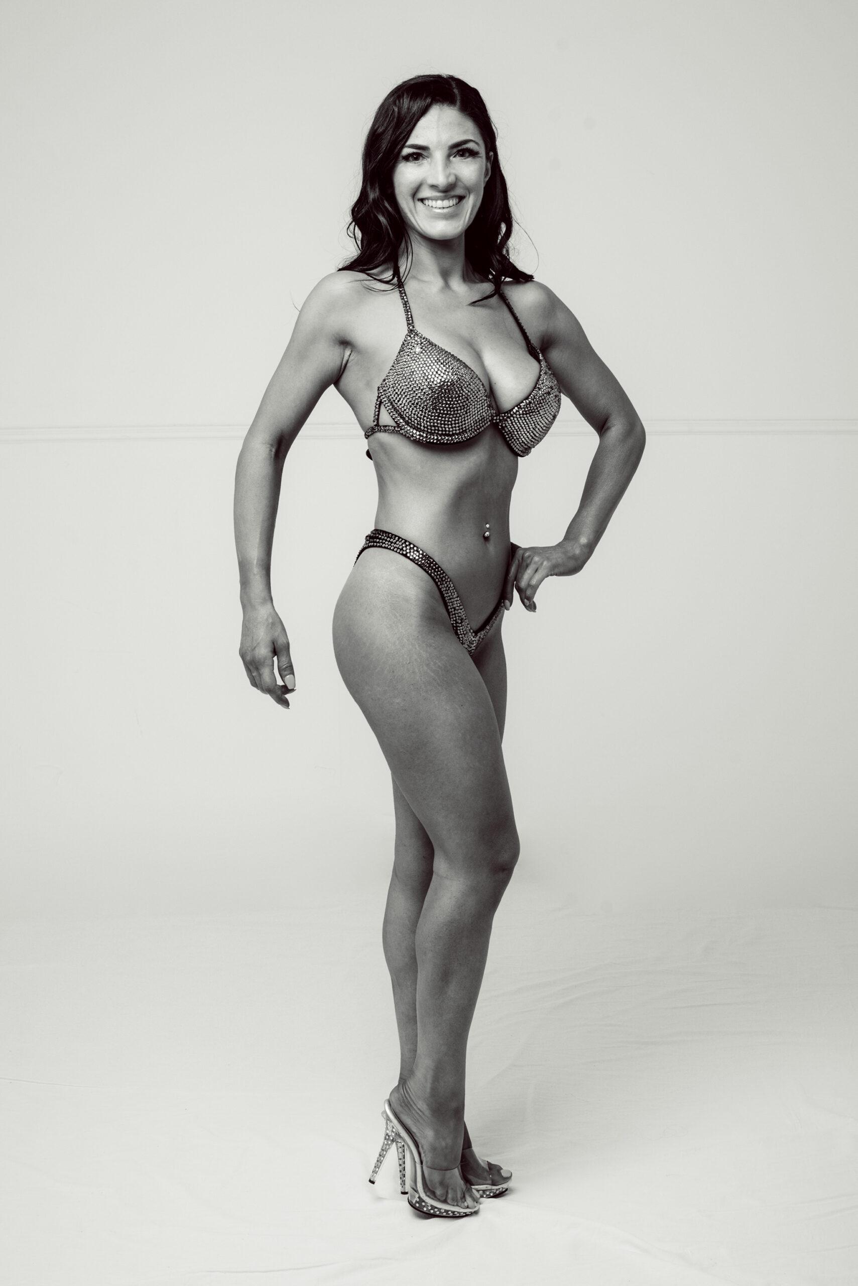 Woman - bodybuilder